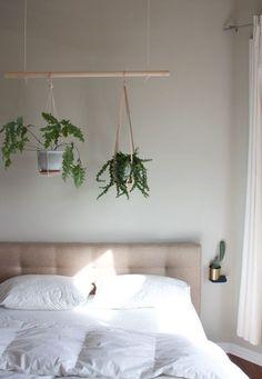 Dicas de como encher seu lar de plantas mesmo que você more em um micro apartamento.