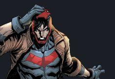 "Jason Todd ""Red Hood"""