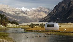 Live anywhere in this portable tiny home that's powered by renewable energy