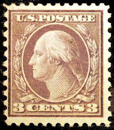 #541 3c Violet 1919 Perf 11 x10 F *MNH* Fresh- Giant Rare Stamp Sale - http://stores.ebay.com/Little-Art-Treasures