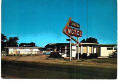 Carlsbad Sundown Motel 3313 South Highway 1960 Unused New Mexico