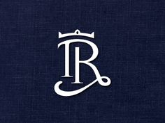 #crown TR #logo, crown #monogram