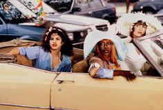 """to wong foo, thanks for everything julie newmar""  Wesley Snipes, Patrick Swayze and John Leguizamo"