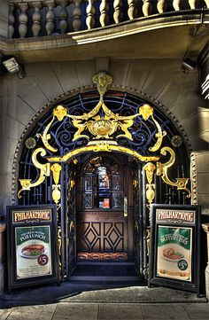Philharmonic pub, Liverpool, UK