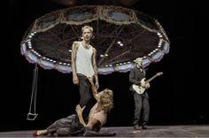 Tennessee Williams' Orpheus Descending, Muenchner Kammerspiele  Director: Sebastian Nuebling  Designer: Eva-Maria Bauer