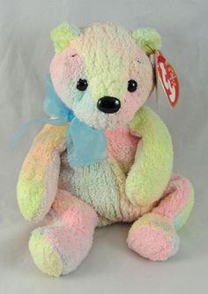 9456d17d013 Ty Beanie Baby MELLOW the Bear 7.5