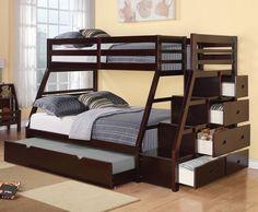 Etagenbett Mit Doppelbett : Hochbett selber bauen mit ikea möbeln betten stauraum