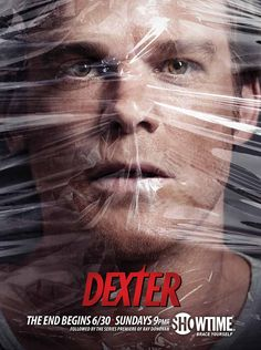 'Dexter' final season poster: Does Dex die? #dexter