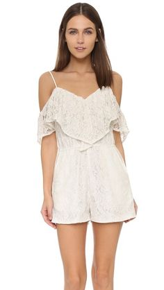 6 Shore Road by Pooja Overplay Picnic Romper