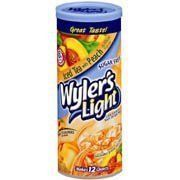 Wyler's Light Iced Tea with Peach 1.35 Oz - Makes 12 Quarts (Pack of 3) -- Check this awesome product by going to the link at the image.