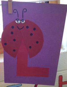 Preschool Letter L craft Letter L Crafts, Preschool Letter Crafts, Alphabet Crafts, Alphabet Book, Alphabet Activities, Preschool Activities, Daycare Ideas, School Ideas, Family Crafts