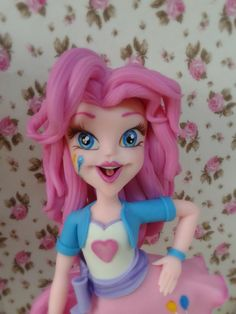 equestria girls biscuit porcelana fria cold porcelain clay my little poney