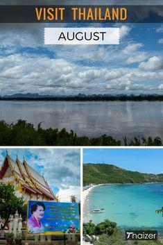 Visit Thailand in August