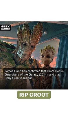 What if Groot and that Tree Queen person from Doctor Who who crushed on Nine got together one day if Groot didn't die in GotG