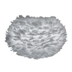 Feather Grey Lamp Shade by Vita Copenhagen. Ideal for contemporary spaces