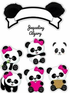 Stiker Funnel Cake funnel cake oh yeah Panda Themed Party, Panda Birthday Party, Panda Party, Bear Birthday, Baby Angel Tattoo, Baby Tattoos, Bolo Panda, Panda Cakes, Panda Wallpapers