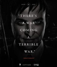 [Comic-Con] Gotham : Une bande annonce 'cinéma' + le site viral Gotham Chronicle