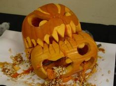 Cannibal Pumpkins