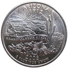 Anthony Proof Dollar Dollar Perfect Uncirculated US Mint – Finest Collectibles Rare Coins Worth Money, Valuable Coins, Rare Pennies, State Quarters, Old Coins, Antique Coins, Antique Items, Arizona, Coin Worth