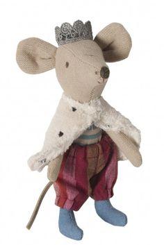 Maileg Prince Mouse | Little Skye Children's Boutique @littleskyekids