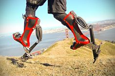 The Bionic Boot by Keahi Seymour