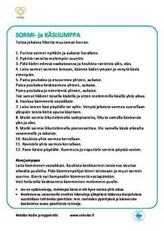 Tuolijumppa   Vahvike Brain Breaks, Early Childhood Education, Occupational Therapy, Pre School, Special Education, Kindergarten, Projects To Try, Mindfulness, Teaching