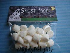 ghost poop tutorial template finished by MightyMorgan, via Flickr