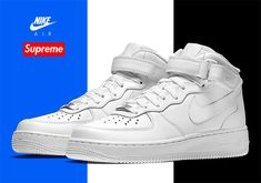 Streetwear powerhouse Supreme has been dabbling with Nike's more obscure models like the Air Force 2 and Air Humara '17 as of late, but this January they're returning to beloved Swoosh icons that'll surely get the hype machine rolling. According … Continue reading →