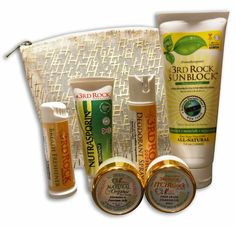 Rock Essentials Natural Skin Care Gift Set is a natural skin care alternative and organic skin care product set for the special loved ones in your life! All Natural Skin Care, Organic Skin Care, Zinc Sunscreen, Organic Recipes, Deodorant, The Balm, Essentials, Rock, Itch Relief