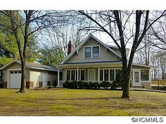 Off market now - was $187,500 - 1920's cottage - 92 Tabor Rd, East Flat Rock, NC 28726