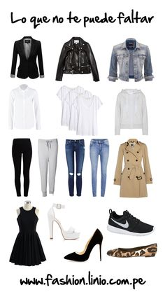 #Moda #Clases #Outfits #Ideas #Basic