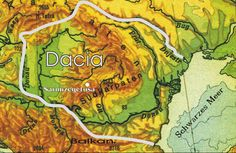 After the death of Great King Burebista, Dacia split into four, then five… European Tribes, European Languages, Visit Romania, Turism Romania, Wolf Tattoo Sleeve, Great King, Fantasy Paintings, History, Maps