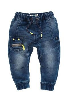 Buy Dark Blue Rivet Face Jeans (3mths-6yrs) online today at Next  Pantalones  ... 9c31e5982fa4