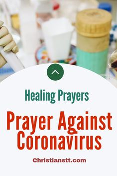 Prayer against the Corona virus and for healing for those affected and blessing and protection for the nurses and doctors tending to the sick and afflicted Informations About Prayer Against Coronaviru Healing Scriptures, Prayers For Healing, Prayer Verses, Faith Prayer, God Prayer, Prayer Quotes, Power Of Prayer, Healing Prayer For The Sick, Novena Prayers
