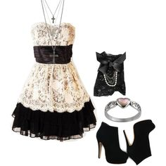 Elegance by bvb3666 on Polyvore featuring GUESS and ASOS