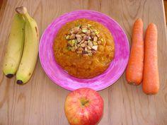 ABC Halwa (Apple Banana Carrot Halwa ) Healthy and Yummylicious Halwa