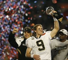 new orleans saints superbowl championship photos | Ted Jackson/The Times-Picayune The New Orleans Saints Super Bowl win ...