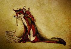 Bunny and Bastard by Culpeo-Fox
