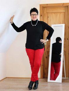 Die rote Hose