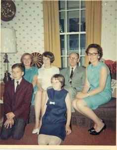 My family ~1968