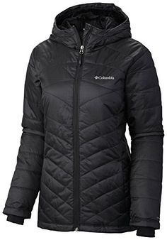 Columbia Women's Mighty Lite Hooded Plush Jacket - http://darrenblogs.com/2016/02/columbia-womens-mighty-lite-hooded-plush-jacket/