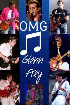 Oh My Goodness.(OMG) Glenn Frey