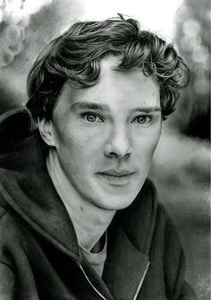 Benedict Cumberbatch by Mizz-Depp.deviantart.com on @DeviantArt