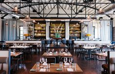 101 Best Restaurants in America for 2015-#90 The Optimist, Atlanta, Ga.