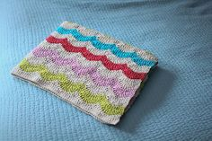 Ravelry: Happy Throw by Mamachee