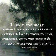 #LifeIsTooShort