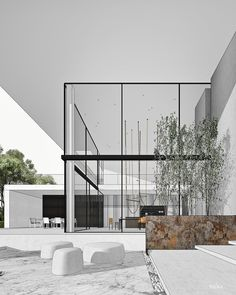 Discover recipes, home ideas, style inspiration and other ideas to try. Landscape Architecture Drawing, Architecture Panel, Architecture Visualization, Residential Architecture, Architecture Details, Interior Architecture, Architecture Diagrams, Architecture Portfolio, Interior Design Renderings