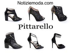 Scarpe Pittarello primavera estate 2015 moda donna