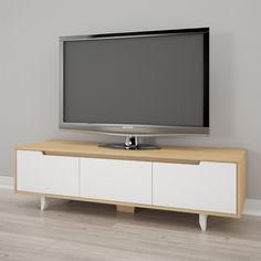 Shop Nexera  107039 Nordik 60-inch TV Stand at ATG Stores. Browse our tv stands, all with free shipping and best price guaranteed.