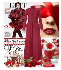 """Nastydress IX/10."" by lejlayavuz ❤ liked on Polyvore featuring Dolce&Gabbana and nastydress"